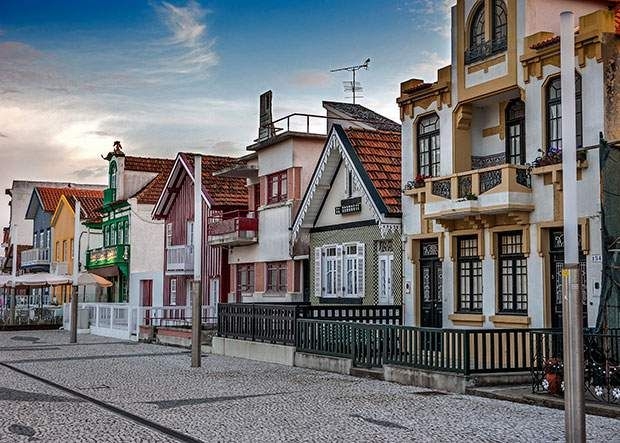 'Venice of Portugal': Colourful city of Aveiro offers window into history of…