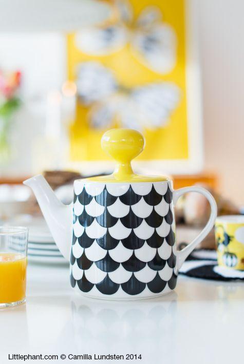 Teapot by Littlephant. En vente chez Inextoo Labege et Toulouse