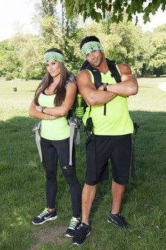 Meet the full 2014 cast of 'The Amazing Race' season 25 - Brooke and Robbie E.