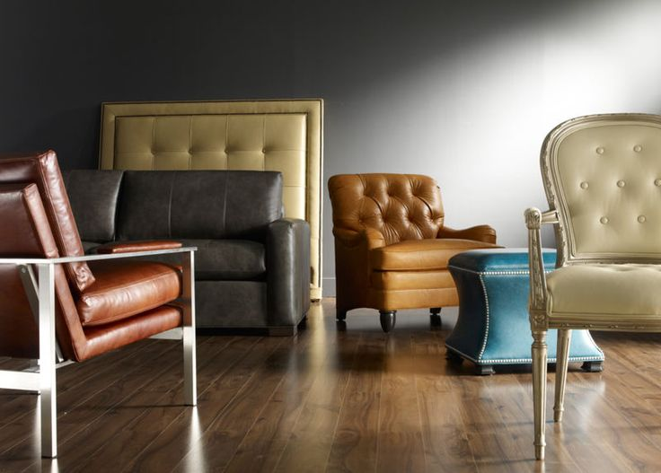 Intricately Made By Hand, Ethan Allen Furniture Is Built Only With Premium  Natural Materials And Genuine Leather.