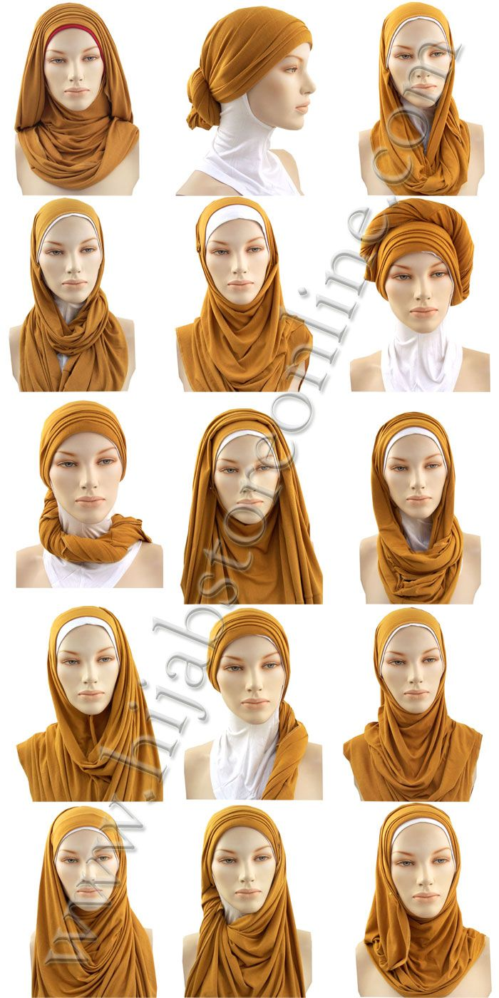 infinity hijab style ideas