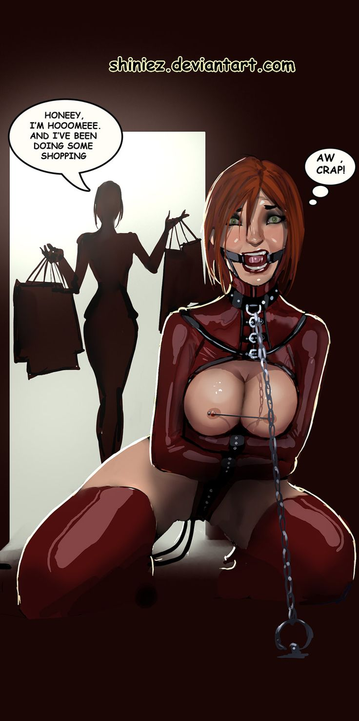 Consensual bondage fiction