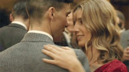 Pin for Later: Cillian Murphy Gives You 25 Sexy Reasons to Watch Peaky Blinders But man, he does know how to dance.