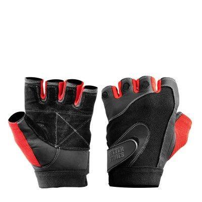 Better Bodies Pro Lifting Gloves är enErgonomiskt utvecklat handskar tyngdlyftning handskar, när bara det bästa är gott nog! Förstärkt dubbel läder konstruerat palm med stoppning för professionell grepp och överlägsen hållbarhet.