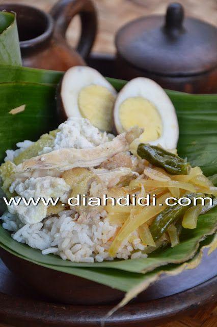 Diah Didi's Kitchen: Resep Nasi Liwet Solo Komplit