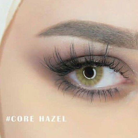 New The 10 Best Eye Makeup Ideas Today With Pictures عدسات ناتشورال لون كور هازل متوفرة تجميلي ونظر بسعر مناسب جداا المدة سنوية القطر 14 2 ا