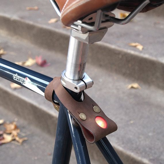 LED Bike Light by Biken on Etsy