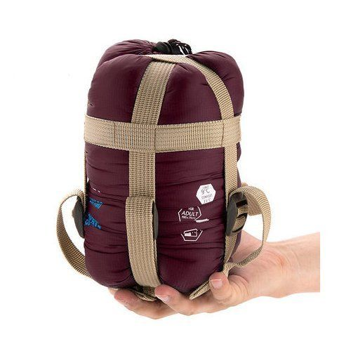 Flen Bravo Super Light Warm Weather Outdoor Camping Envelope Sleeping Bag Wine Red >>> You can get more details by clicking on the image.(This is an Amazon affiliate link and I receive a commission for the sales)