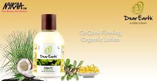 Image result for Dear Earth CoQute CoQ10 Firming Lotion Rs.900 for 150 ml