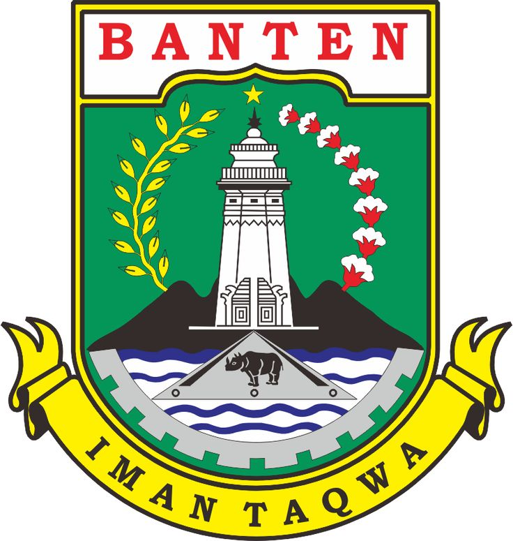 Lambang Banten - Wikipedia bahasa Indonesia, ensiklopedia bebas