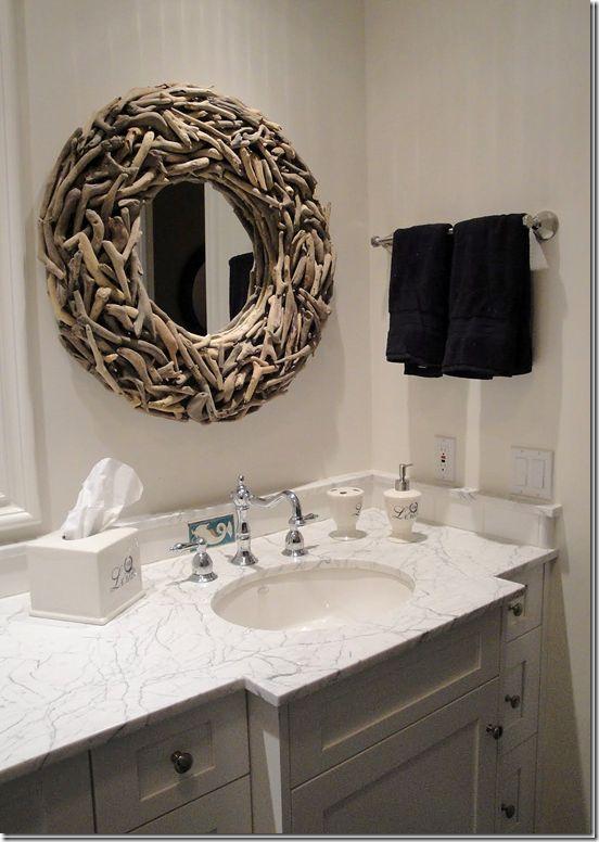 Fantastic 16 best Driftwood mirror DIY images on Pinterest   Driftwood  XP23