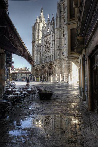 catedral de Leon