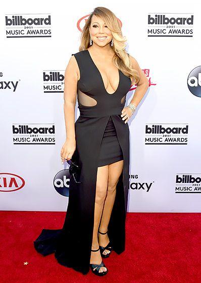 Mariah Carey Dress your age you pig