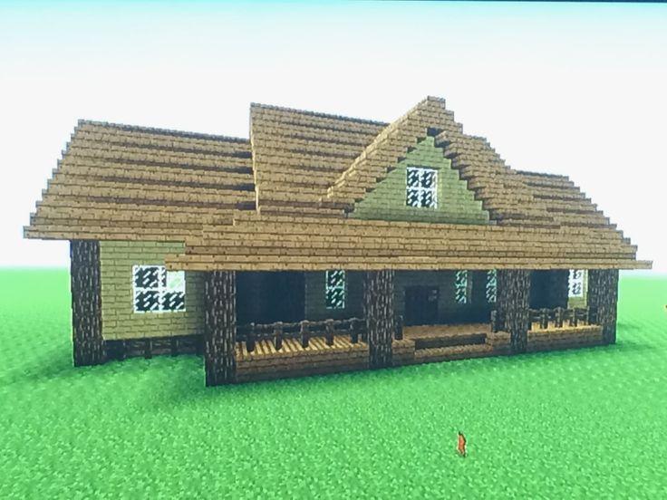 Minecraft Farmhouse Ideas Lovely Minecraft Farm House Bing ...