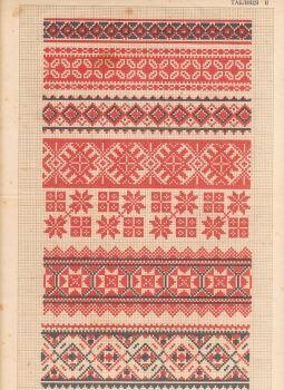 Українські народні вишивки
