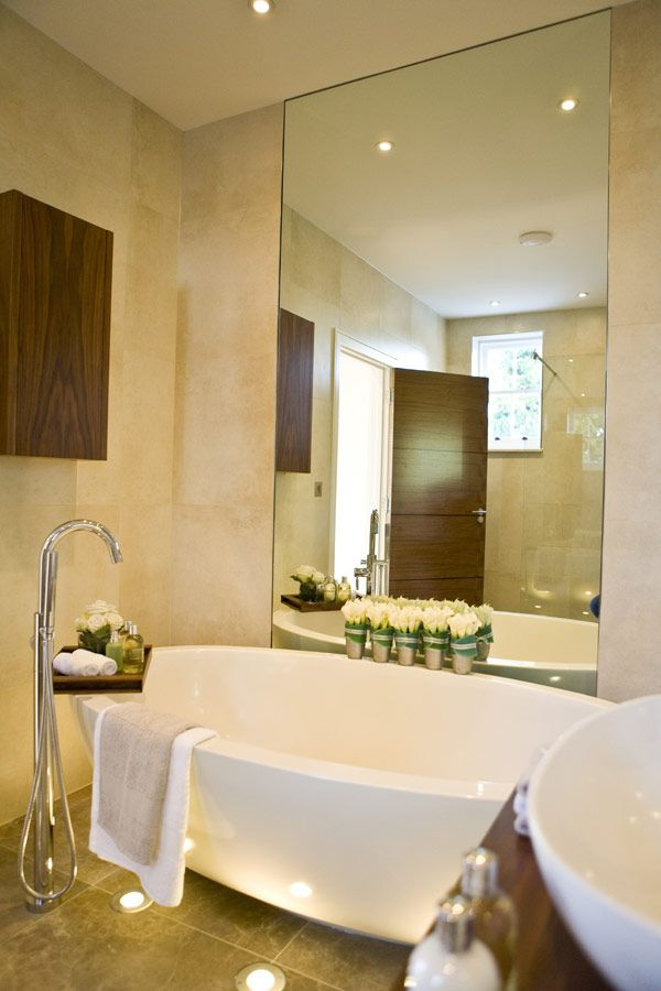 Refined Modern Bathroom Interiors by Blanca Sanchez. Bathroom Designs  IndiaBathroom Design PicturesBathroom ...