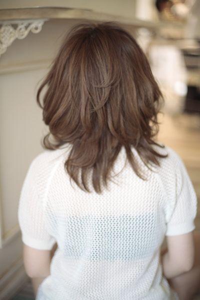年代に関係なく似合うヘアスタイル70   東京都・青山・表参道の美容室 Secretのヘアスタイル   Rasysa(らしさ)
