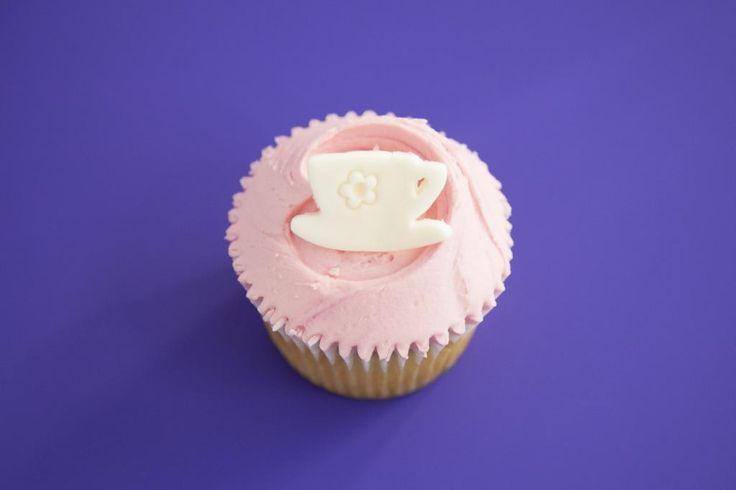 Hummingbird Bakery branches across London took part in #teapigsfreeteaday - thanks guys!