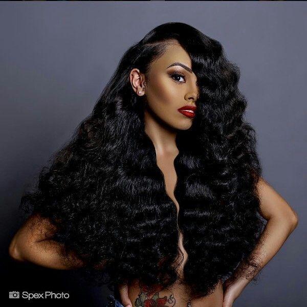 The 613 Best Brazilian Body Wave Images On Pinterest Black Beauty