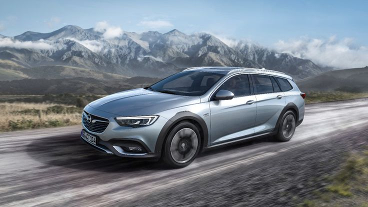 Νέο Opel Insignia Country Tourer: Γοητεία Εκτός Δρόμου