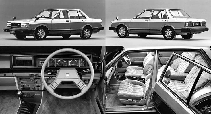 Nissan Bluebird G6 (1977-1980)