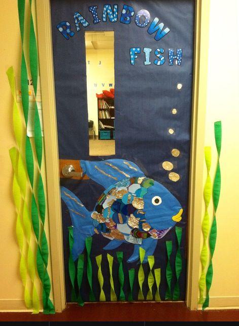 Best 25+ Rainbow fish bulletin board ideas on Pinterest ...