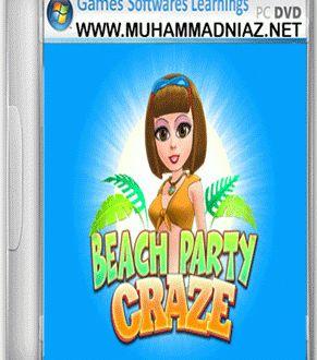 Beach Party Craze Game Cover