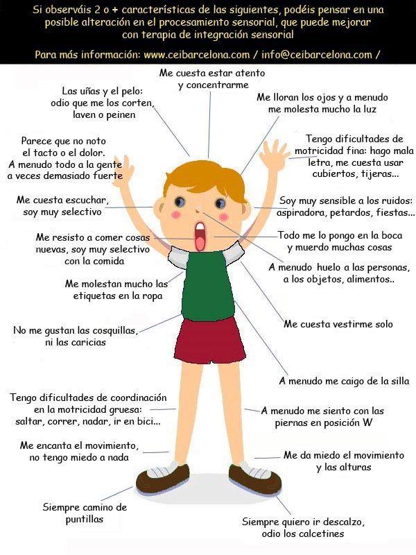 Señales de #autismo