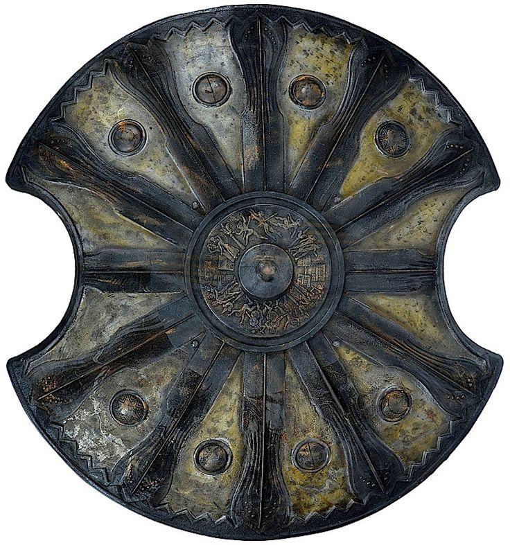 trojan sword and shield - 736×787