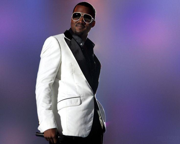 Kanye West - Gratis mobiltelefon bakgrunnsbilde: http://wallpapic-no.com/mannlige-kjendiser/kanye-west/wallpaper-18640