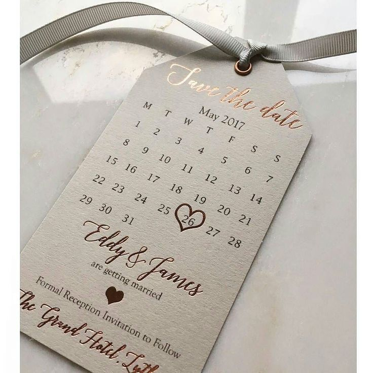 I don't know what I love more. The ribbon?  The foil? The grey?  Save the date tags from @silkbeau in Dove grey and rose gold.  #silkbeau #fenimorerutland