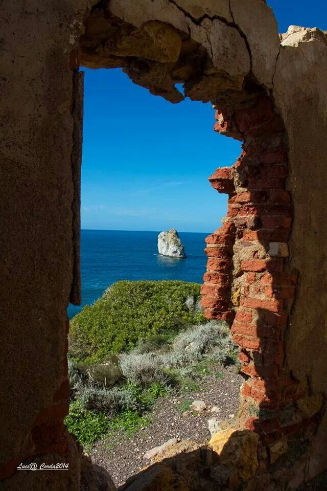 Nebida (Sardegna) Iglesias Carbonia