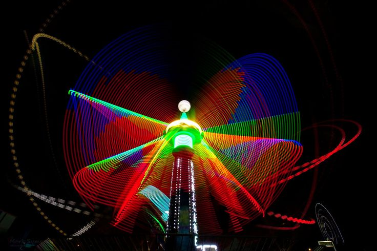 the light dancer  My blog, Exploding photons at the Easter show