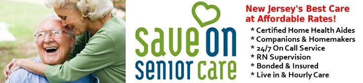 home healthcare NJ, home health aide NJ, home care agencies in NJ --> http://saveonseniorcare.com