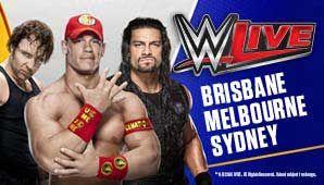 WWE Returns to #Australia this August https://inthelandofaus.com/exhibitions/wwe/ #wwe