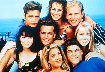 90210 | The original cast .... 90210 Source: The Sunday Telegraph