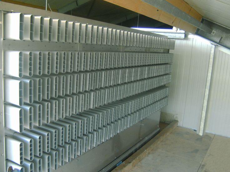 AluBreeze® warmtewisselaar - Jansen Poultry Equipment
