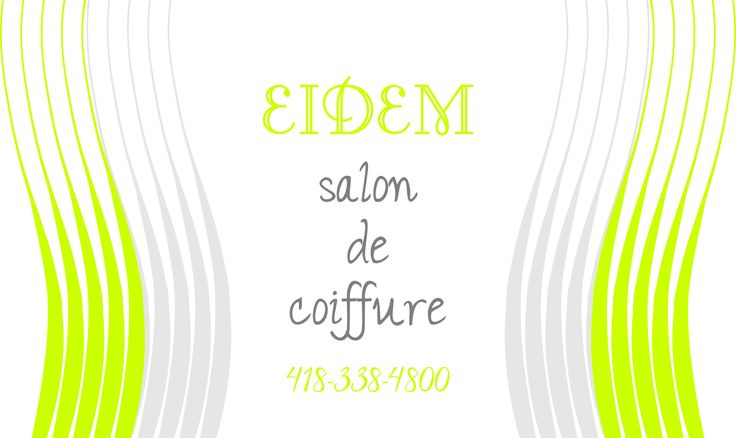 #hair #coiffure #design #graphic #logo VANESSA GRENIER / GRAPHIC DESIGNER