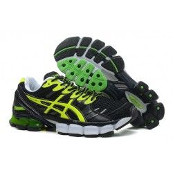 ASICS Gel Kinsei 4 Womens Black/Yellow
