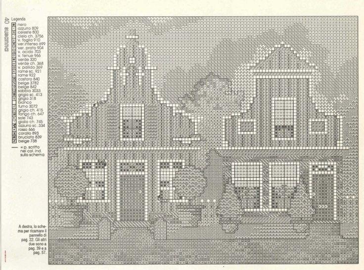 Gallery.ru / Фото #2 - Голландские домики - DELERJE