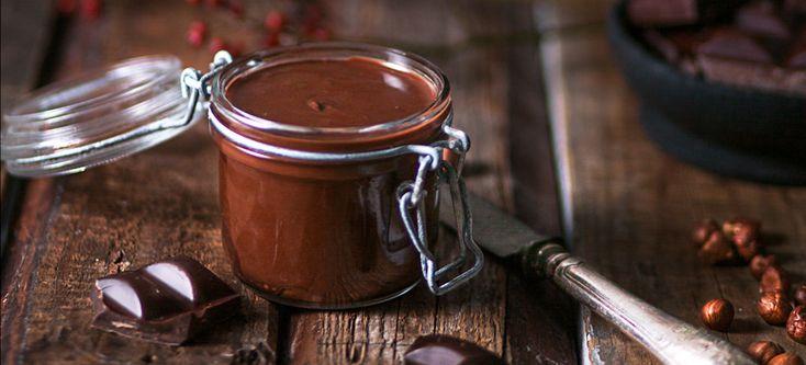 Itse tehty pähkinä-suklaalevite - Fazer