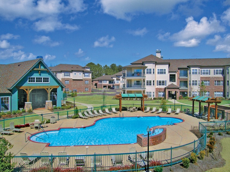 Fieldstone Apartments in Memphis, TN.