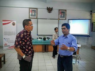 Dokumentasi KDPT Jakarta Selatan: SMK 25 Jakarta