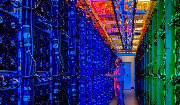 amazon data center - Google Search