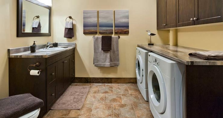 The Princess Margaret Home Lottery Early Bird Cottage - Bathroom / Laundry