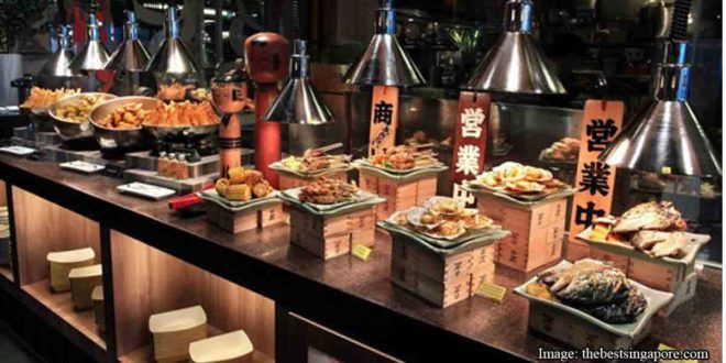 10 best Japanese buffet restaurants in S'pore you absolutely cannot miss, or you'll regret for life - Goody Feed