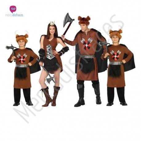 Disfraz de #Vikingo para niño #disfraces para #grupos #comparsas en #mercadisfraces.es tu #tienda de #disfraces #online