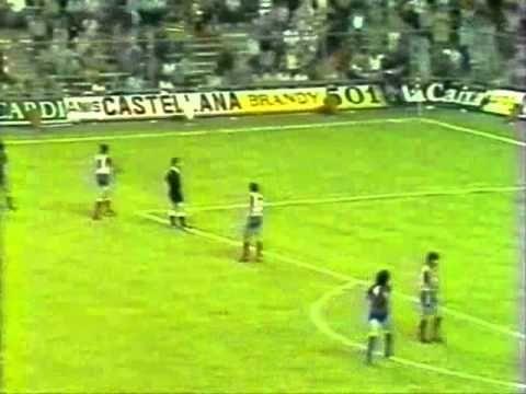 F.C. Barcelona - Sporting Gijón. Final Copa del Rey 1981