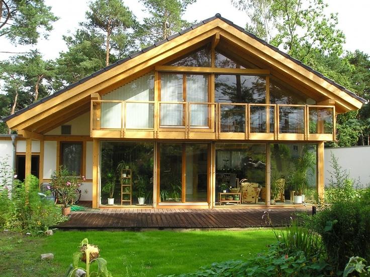 BEFRA Holzhaus • Fachwerkhaus von BEFRA Hausbau