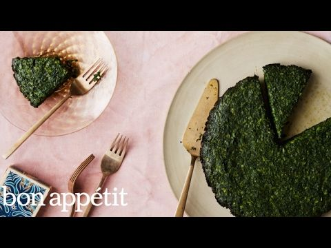 Bon Appétit: Celebrate the Persian New Year with Herby Kuku Sabzi   From the Test Kitchen